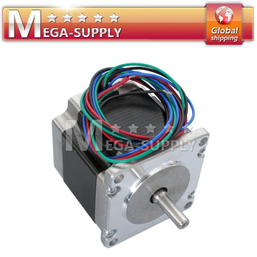 NEW NEMA 23 Stepper Motor 12.6Kgcm 1.8Degre 4Leads 56mm