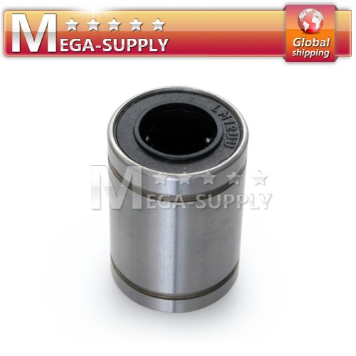 10x LM12UU Linear Ball Bearing Bushing For CNC Router Mill Machine DIY