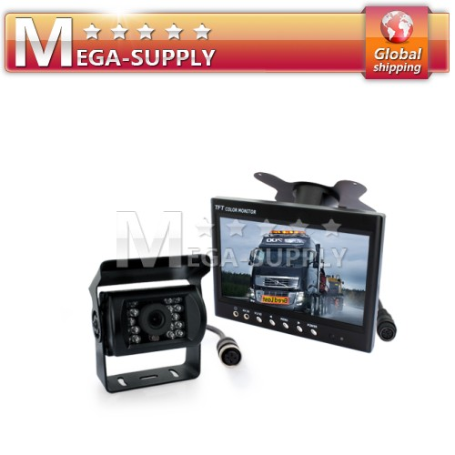 "One Power 7"" LCD Rearview Monitor+ Reversing Camera Kit"