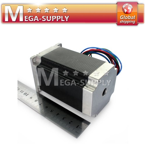 NEW NEMA23 307Oz-in Stepper Motor 2Phase 2.8A 1.8Degree
